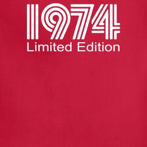 Limited Edition 1974 - Adjustable Apron