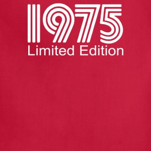 Limited Edition 1975 - Adjustable Apron