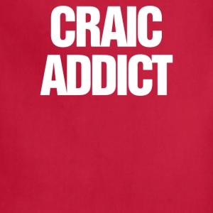 Craic Addict - Adjustable Apron