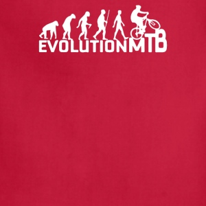 Evolution Of A Mountain Biker - Adjustable Apron
