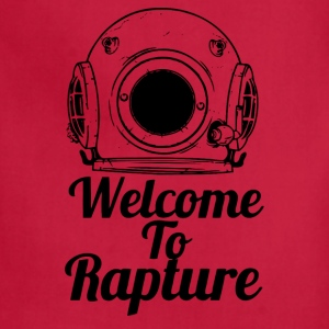 Welcome to Rapture - Adjustable Apron