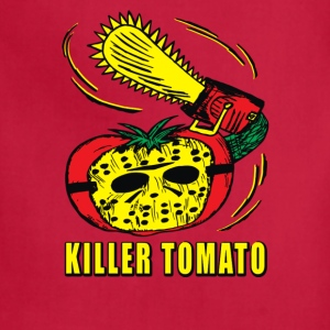Tomato Danger - Adjustable Apron