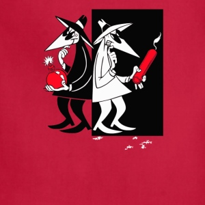 Spy Vs Spy Mad - Adjustable Apron