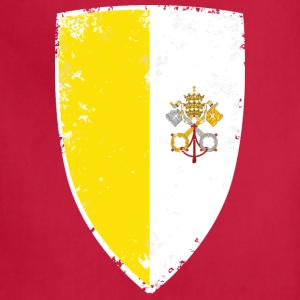 Flag of Vatican - Adjustable Apron
