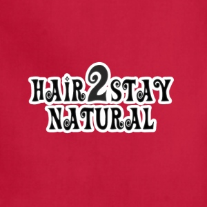 Hair2StayNatural Retro Theme - Adjustable Apron