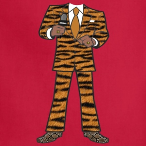 The Tiger Suit - Adjustable Apron