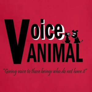 Animal voice - Adjustable Apron