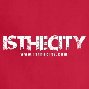 IstheCITY.com White - Adjustable Apron