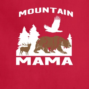 MOUNTAIN MAMA - Adjustable Apron
