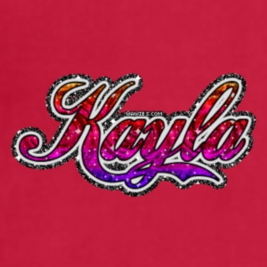 Kayla logo - Adjustable Apron