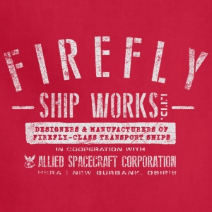 Firefly Shipworks - Adjustable Apron