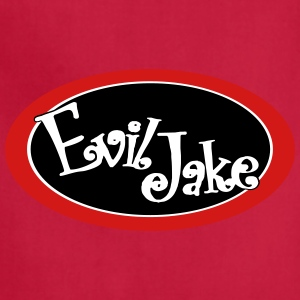 Evil Jake Logo - Adjustable Apron