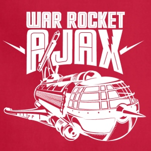 War Rocket Ajax - Adjustable Apron