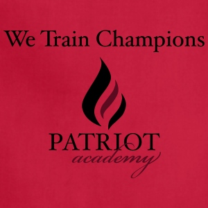 We Train Champions - Adjustable Apron