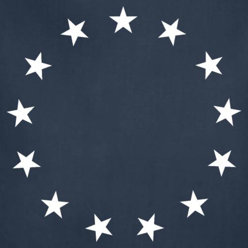 13 Stars Patriotic Circle - Adjustable Apron