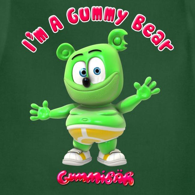 I'm A Gummy Bear