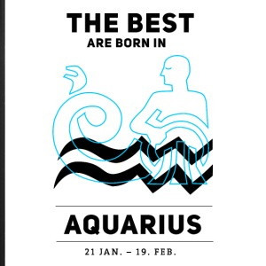 aquarius horoscope januar birthday astrology previ - iPhone 7 Plus Rubber Case