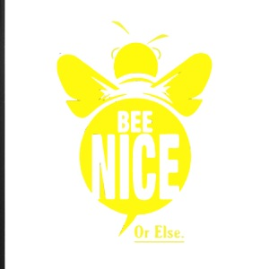 bee nice - iPhone 7 Plus Rubber Case