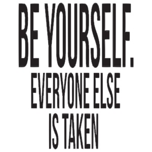 beyourself - iPhone 7 Plus Rubber Case