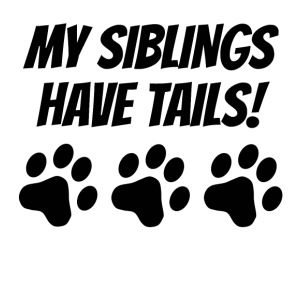 My Siblings Have Tails - iPhone 7 Plus Rubber Case