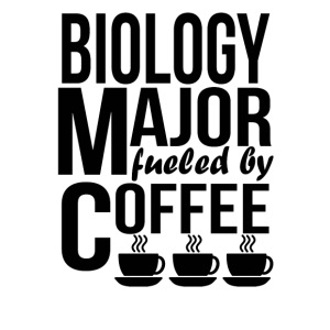 Biology Major Fueled By Coffee - iPhone 7 Plus Rubber Case