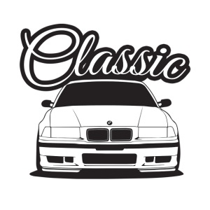 bmw classic - iPhone 7 Plus Rubber Case