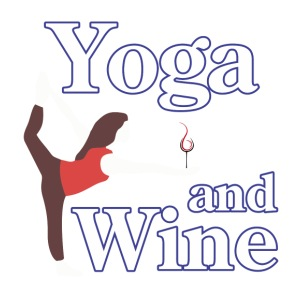 yoga and wine - iPhone 7 Plus Rubber Case