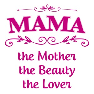 MAMA The Mother The Beauty The Lover - iPhone 7 Plus Rubber Case
