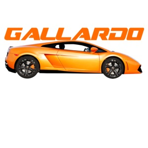Gallardo - iPhone 7 Plus Rubber Case