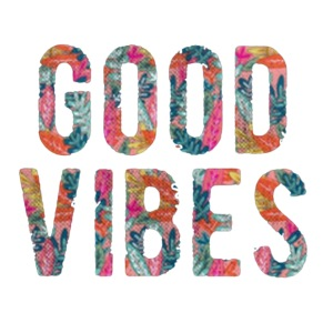 good vibes - iPhone 7 Plus Rubber Case