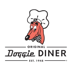 Doggie Diner Logo 1 with NO back color - iPhone 7 Plus Rubber Case