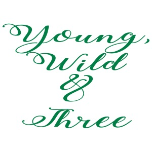 Young Wild Three - iPhone 7 Plus Rubber Case