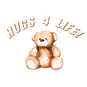 Hugs 4 Life Design - iPhone 7 Plus Rubber Case