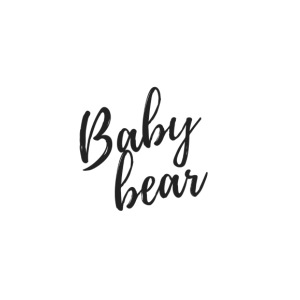 Baby bear - iPhone 7 Plus Rubber Case