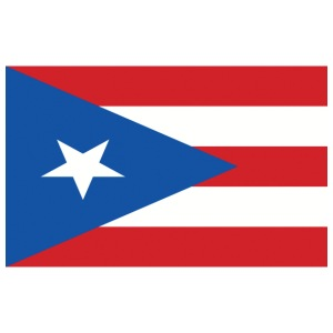 puerto rico flag 121400710 - iPhone 7 Plus Rubber Case