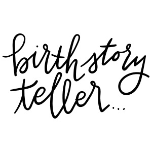 birth story teller - iPhone 7 Plus Rubber Case