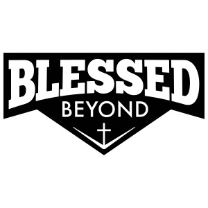 Blessed Beyond - iPhone 7 Plus Rubber Case