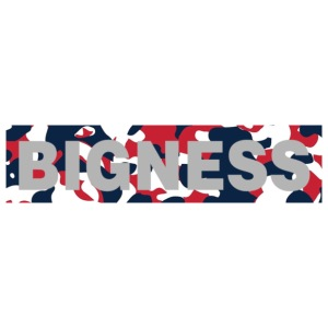 BIGNESS USA Camo - iPhone 7 Plus Rubber Case