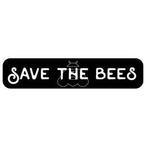 Save the Bees - iPhone 7 Plus Rubber Case