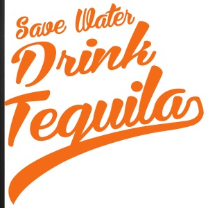 Save Water Drink Tequila - iPhone 7 Plus Rubber Case