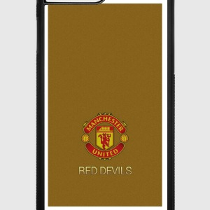 Manchester United phone case design style1 - iPhone 7 Plus Rubber Case