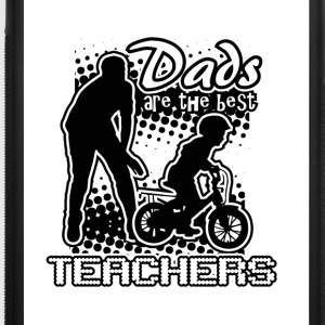 Dads are the best teachers tops - iPhone 7 Plus Rubber Case