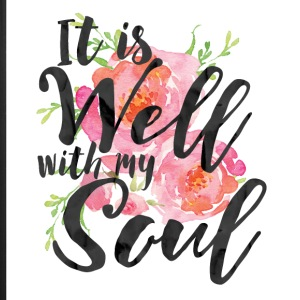 It is Well With My Soul - Plus Size - iPhone 7 Plus Rubber Case