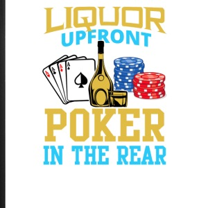 Liquor Upfront Poker in the Rear - iPhone 7 Plus Rubber Case