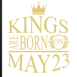 Kings are born on May 23 - iPhone 7 Plus Rubber Case
