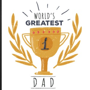 World's Greatest Dad - iPhone 7 Plus Rubber Case