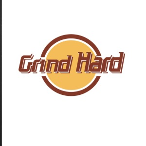 Grind Hard Cafe - iPhone 7 Plus Rubber Case