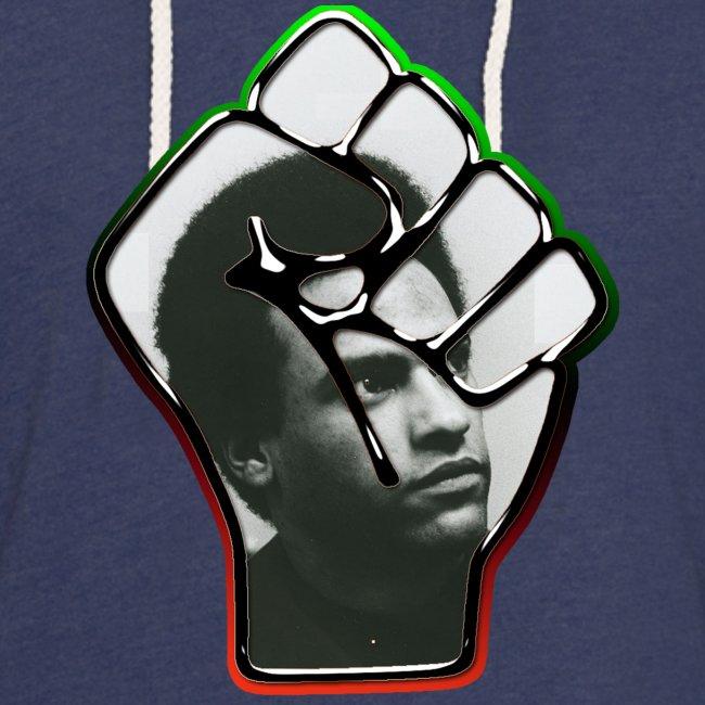 Huey Newton RBG Fist