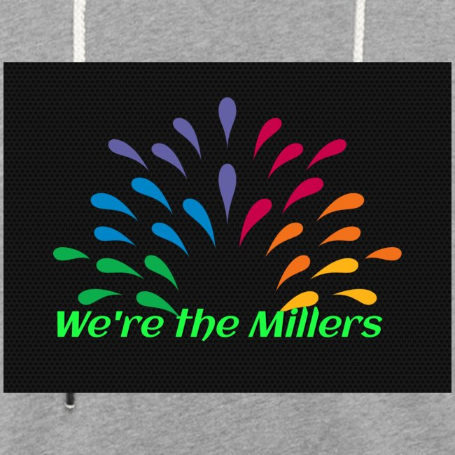 We're the Millers logo 1