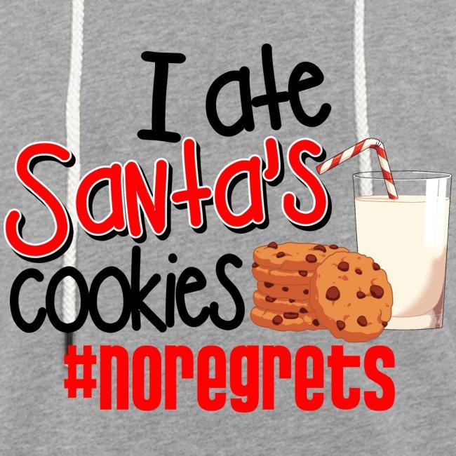 #NoRegrets Santa's Cookies